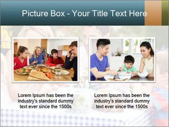 Family Enjoying PowerPoint Templates - Slide 18