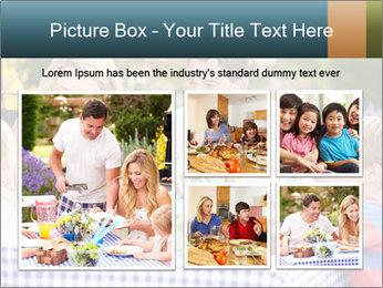 Family Enjoying PowerPoint Templates - Slide 19