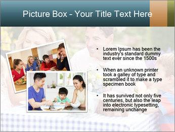 Family Enjoying PowerPoint Templates - Slide 20