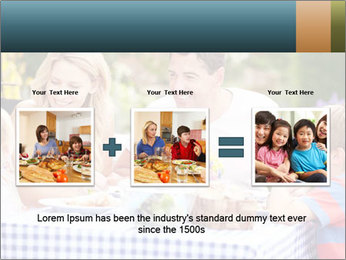 Family Enjoying PowerPoint Templates - Slide 22