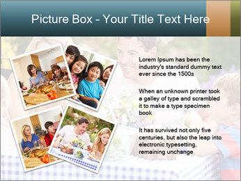 Family Enjoying PowerPoint Templates - Slide 23