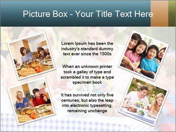 Family Enjoying PowerPoint Templates - Slide 24