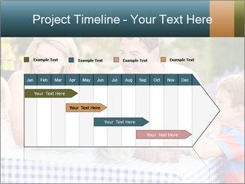Family Enjoying PowerPoint Templates - Slide 25