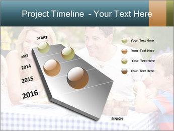 Family Enjoying PowerPoint Templates - Slide 26