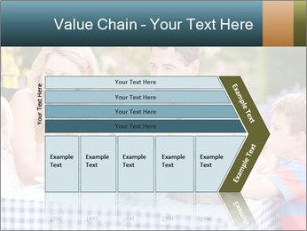 Family Enjoying PowerPoint Templates - Slide 27