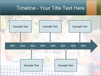 Family Enjoying PowerPoint Templates - Slide 28