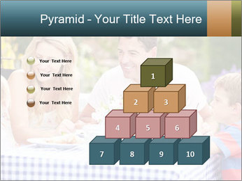 Family Enjoying PowerPoint Templates - Slide 31
