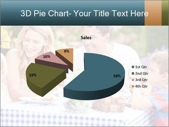 Family Enjoying PowerPoint Templates - Slide 35