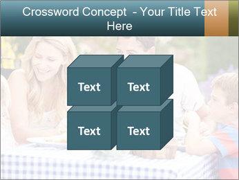 Family Enjoying PowerPoint Templates - Slide 39