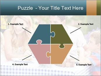 Family Enjoying PowerPoint Templates - Slide 40