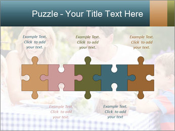 Family Enjoying PowerPoint Templates - Slide 41