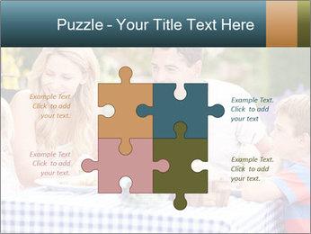 Family Enjoying PowerPoint Templates - Slide 43