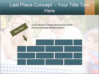 Family Enjoying PowerPoint Templates - Slide 46