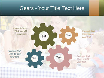 Family Enjoying PowerPoint Templates - Slide 47
