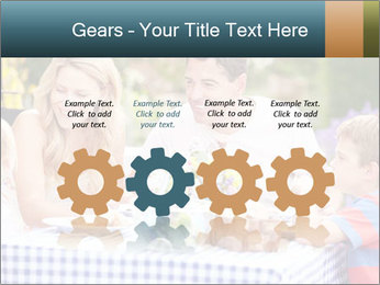 Family Enjoying PowerPoint Templates - Slide 48