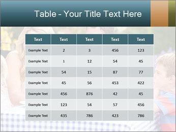 Family Enjoying PowerPoint Templates - Slide 55