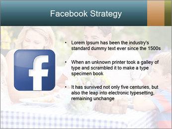 Family Enjoying PowerPoint Templates - Slide 6