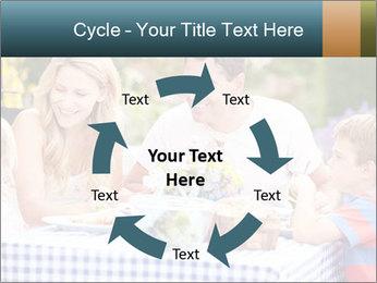 Family Enjoying PowerPoint Templates - Slide 62