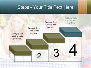 Family Enjoying PowerPoint Templates - Slide 64