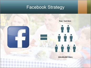 Family Enjoying PowerPoint Templates - Slide 7