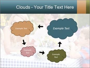 Family Enjoying PowerPoint Templates - Slide 72