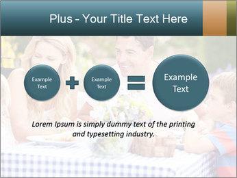 Family Enjoying PowerPoint Templates - Slide 75