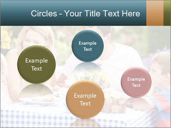 Family Enjoying PowerPoint Templates - Slide 77