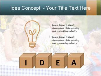 Family Enjoying PowerPoint Templates - Slide 80