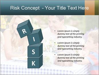 Family Enjoying PowerPoint Templates - Slide 81