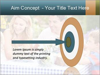 Family Enjoying PowerPoint Templates - Slide 83