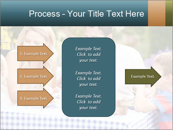 Family Enjoying PowerPoint Templates - Slide 85
