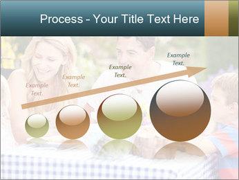 Family Enjoying PowerPoint Templates - Slide 87