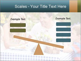 Family Enjoying PowerPoint Templates - Slide 89