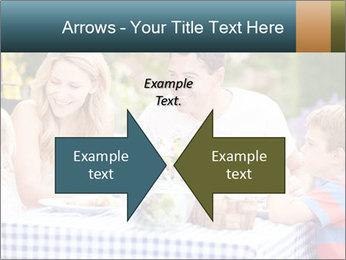 Family Enjoying PowerPoint Templates - Slide 90