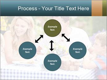 Family Enjoying PowerPoint Templates - Slide 91
