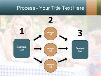 Family Enjoying PowerPoint Templates - Slide 92