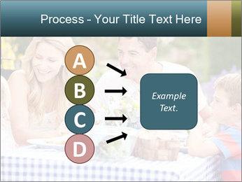 Family Enjoying PowerPoint Templates - Slide 94