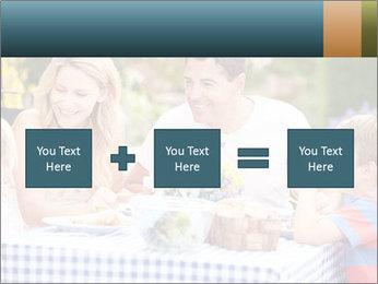 Family Enjoying PowerPoint Templates - Slide 95