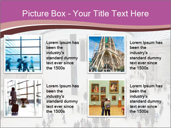 People visiting PowerPoint Templates - Slide 14