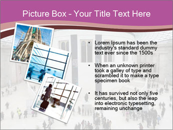 People visiting PowerPoint Templates - Slide 17