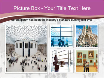 People visiting PowerPoint Templates - Slide 19