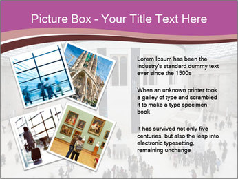 People visiting PowerPoint Templates - Slide 23