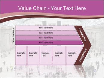 People visiting PowerPoint Template - Slide 27