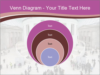 People visiting PowerPoint Template - Slide 34