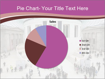 People visiting PowerPoint Template - Slide 36