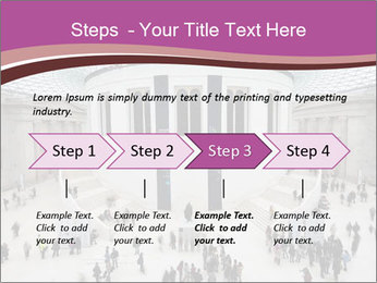 People visiting PowerPoint Templates - Slide 4