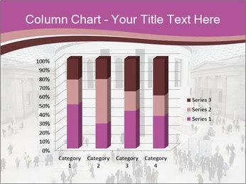 People visiting PowerPoint Template - Slide 50