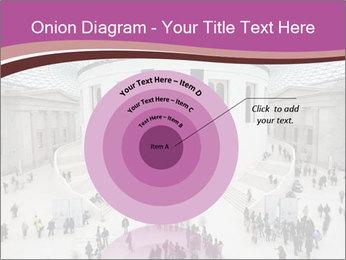 People visiting PowerPoint Template - Slide 61