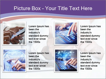 Woman hands PowerPoint Templates - Slide 14