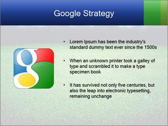 Soccer field PowerPoint Template - Slide 10